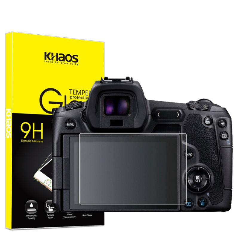 Khaos For Canon EOS R Tempered Glass Screen Protector