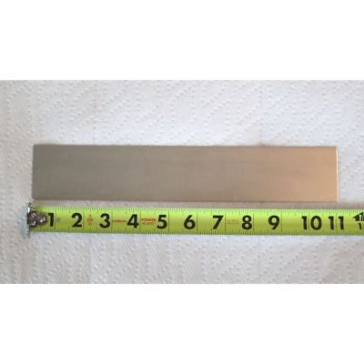 Stainless Steel Sheet 22 Gauge 2b Cutoffs Approx. 11 X 2