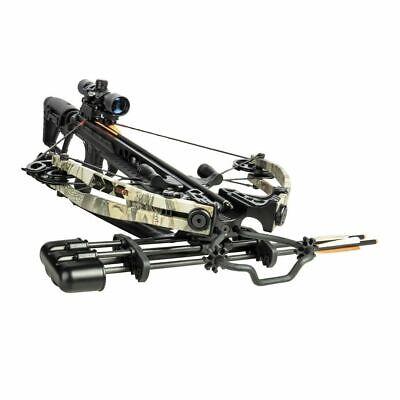 New 2019 Bear X Saga 370 Apocalypse Crossbow Package Model #