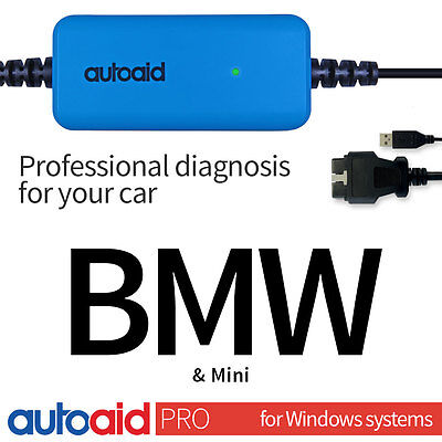 Professional car diagnostic tool and scanner for all BMW vehicles