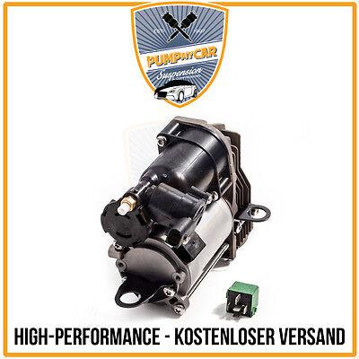 Mercedes S Klasse W221 Luftfederung Kompressor