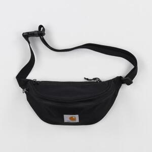 Carhartt WIP Watch Hip Bump Bag Shoulder Crossbody Black Pack