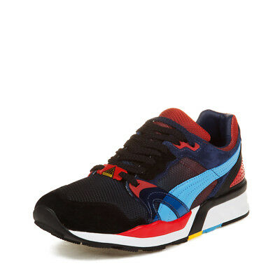 "Puma Mens Trinomic XT2 x Whiz Ltd ""Puma x Whiz x Mita"" Black-Red 357341-02"
