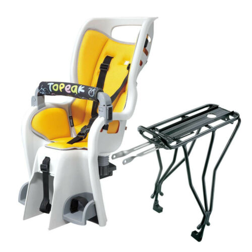 Topeak Babyseat II with Disc Mount Rack