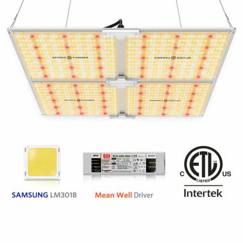 Spider Farmer 4000W LED Grow Light Samsung LM301B Indoor All