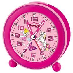 Scout Kids' Alarm Clock for Girls Unicorn Fee 280001008 Analogue Alarm