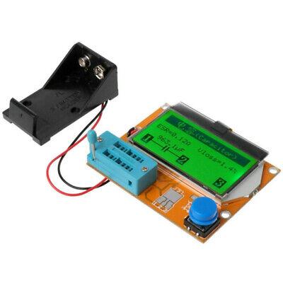 Lcd Transistor Tester Lcr-t4 Mega328 Esr Meter Diode Triode Capacitance Pnp Mos