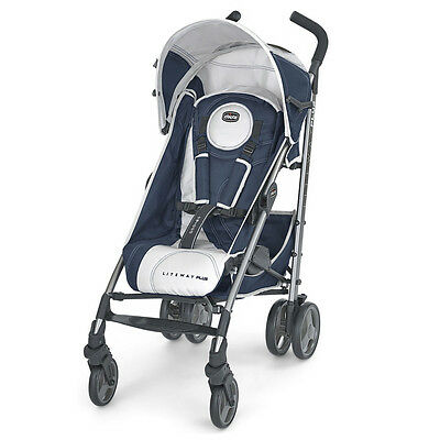 Chicco Liteway Plus Stroller and Car Seat Carrier, Equinox | CHI-607931745