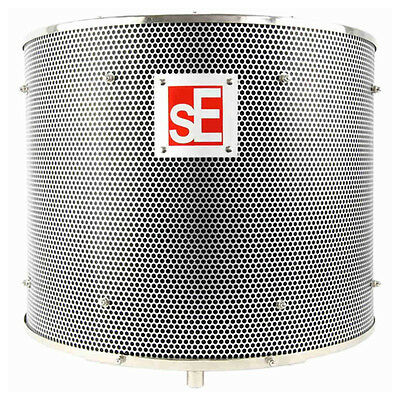sE Electronics RF Pro Portable Acoustic Vocal Booth Reflexion Filter Screen