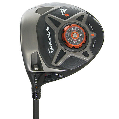 TaylorMade Golf Left-Hand Black R1 Adjustable Driver,Graphite Regular Shaft