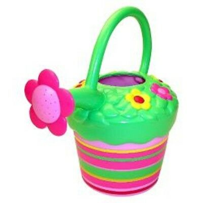 SALE! Melissa And Doug SUNNY PATCH BLOSSUM BRIGHT WATERING CAN (NEW)