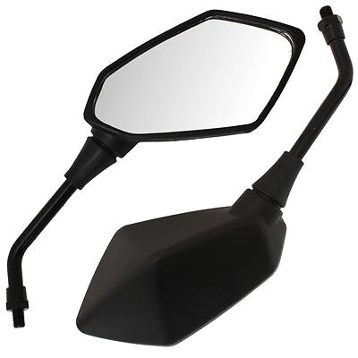 WING MIRRORS FOR TRIUMPH TIGER 800 955 1050 PAIR OF EMARKED