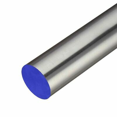 304 Stainless Steel Round Rod 3.500 3-12 Inch X 12 Inches