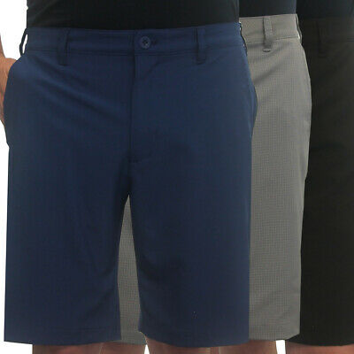 IZOD Golf Men's SwingFlex Flat Front Shorts, NEW ()