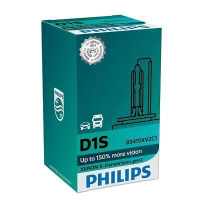 Xenon D1S PHILIPS X-treme Vision gen2 HID Auto Scheinwerfer 85415XV2C1 Single