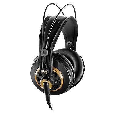 Akg K240 Studio Semi-open Studio Monitor Headphones