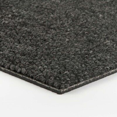 Cheap Carpet Tiles   Black   Home Flooring - Residential Use   Only £10.80/m² !!