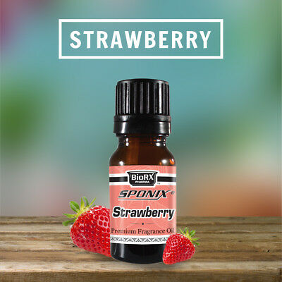 Best Strawberry Fragrance Oil Premium Grade - Top Scented Perfume Oil 10 mL