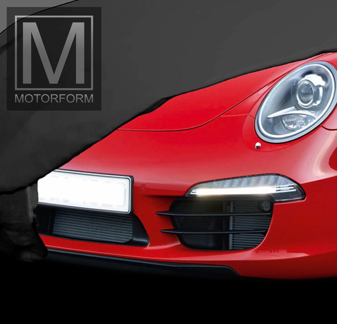 Porsche 911 997 Turbo Indoor Auto Ganzgarage Car Cover Stoffgarage Hülle soft