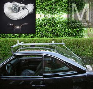 Hardtop hoist Mercedes 129 SL SL500 SL600 lifting system made in Germany Basic