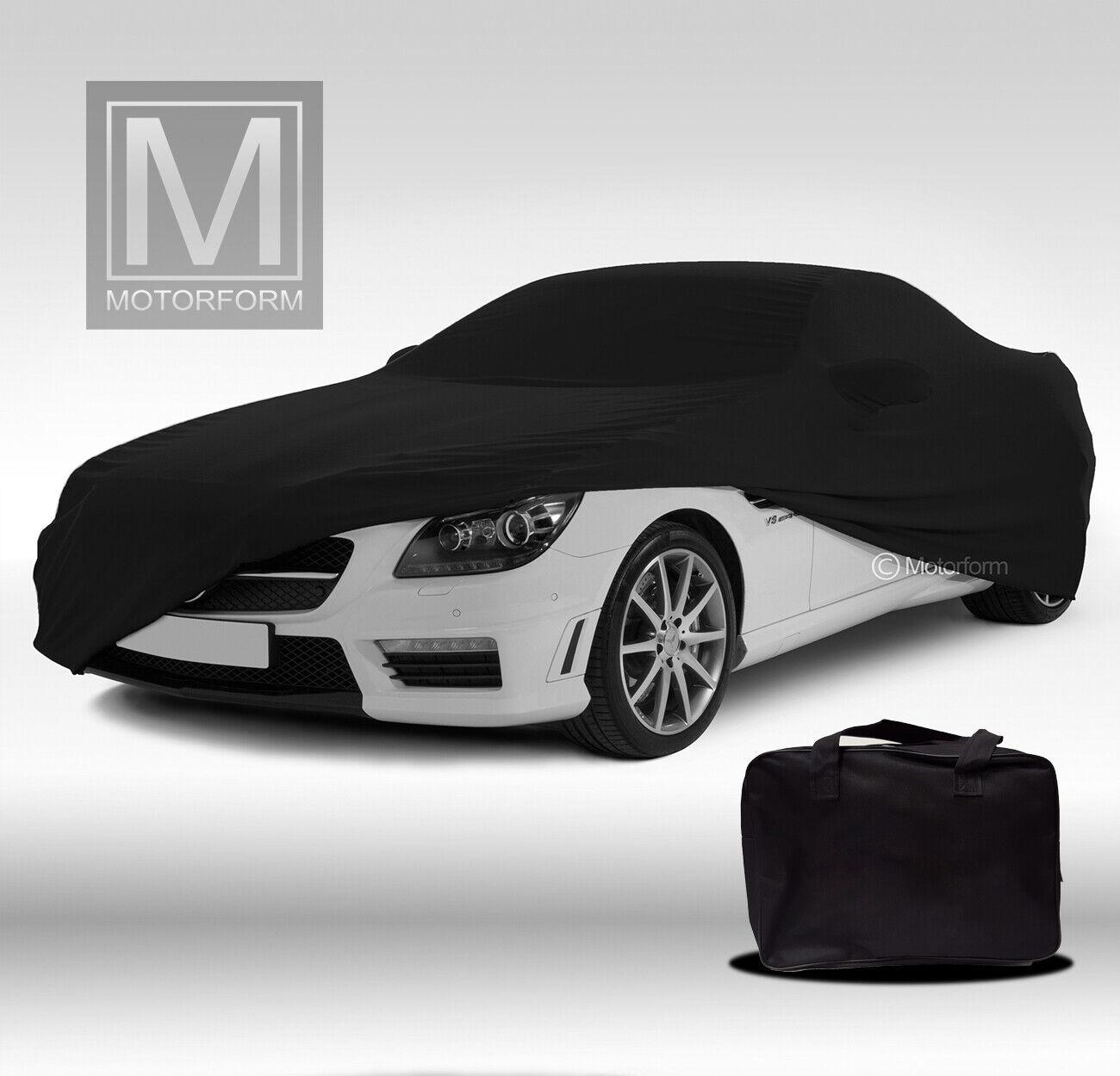 Mercedes SLK R171 W171 Schutzhülle Ganzgarage Auto Car Cover Spiegeltaschen neu