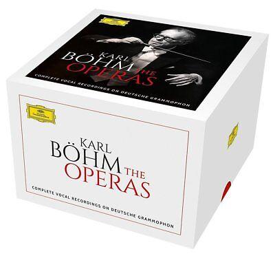 Karl Bohm BOX Complete Opera & Vocal Recordings 70*CD NEW!!! 028947983583