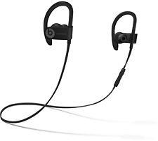 Apple Powerbeats3 Wireless Earbuds Black ML8V2LL/A