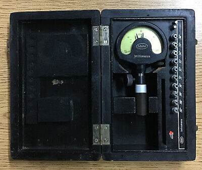 Mahr Millimess Dial Indicator .07-.16