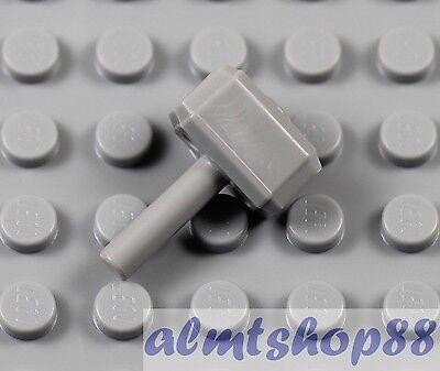 LEGO - Light Gray Sledgehammer Thor Mjolnir Minifigure Tool Weapon Jack McHammer (Mc Hammer Jacke)