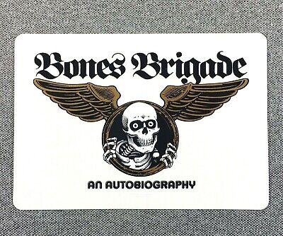 BONES WHEELS Skateboard Sticker Ped Xing Powell Peralta
