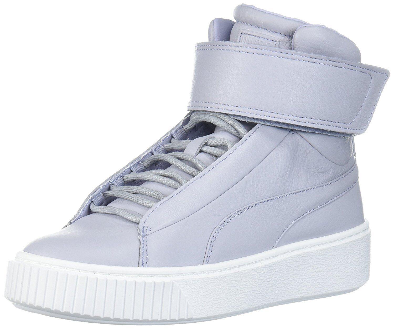 ✔️ Женская спортивная обувь PUMA Platform Mid Icelandic Blue (WS) (364242 01) ? купить