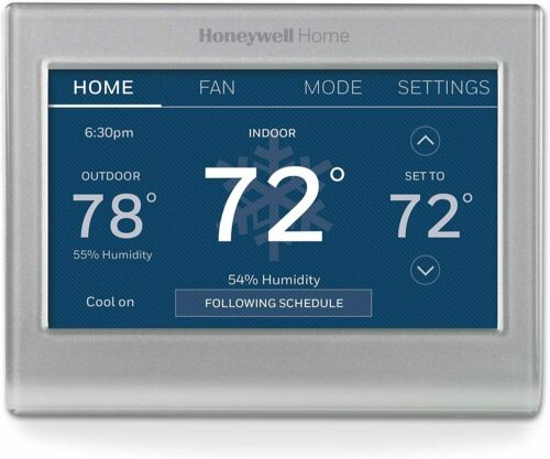 Honeywell Wi-Fi Smart Color Programmable Thermostat (RTH9585WF) BRAND NEW SEALED