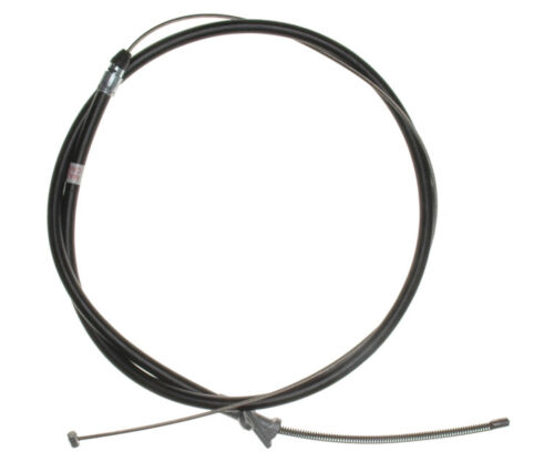 Parking Brake Cable-S-Runner Rear Right Raybestos Fits