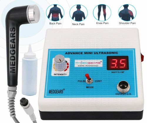 Ultrasonic Therapy Machine UST Physiotherapy Ultrasound Massager for Pain-Relief
