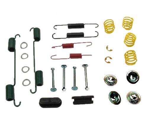 For 2009-2012 Chevrolet Colorado Drum Brake Hardware Kit Rear Raybestos 45318JD
