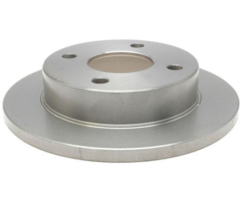 Raybestos 981780R Brake Rotor