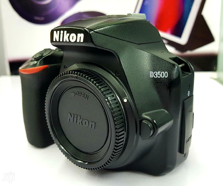 Nikon D3500 - digitale Spiegelreflexkamera - 24,2 Megapixel *NEU*