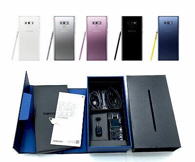UNUSED Factory Unlocked Samsung Galaxy NOTE 9 128GB Verizon T-Mobile Cricket ATT