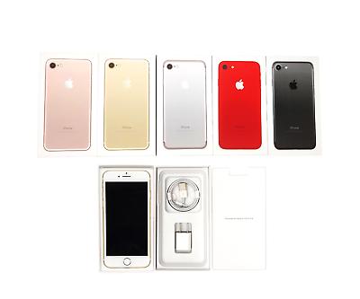 UNUSED 🔥Factory Unlocked🔥 Apple iPhone 7 AT&T T-Mobile