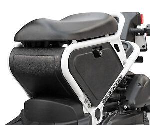 Under Seat Storage Body Panels (Black)- Honda Ruckus / Zoomer NPS50