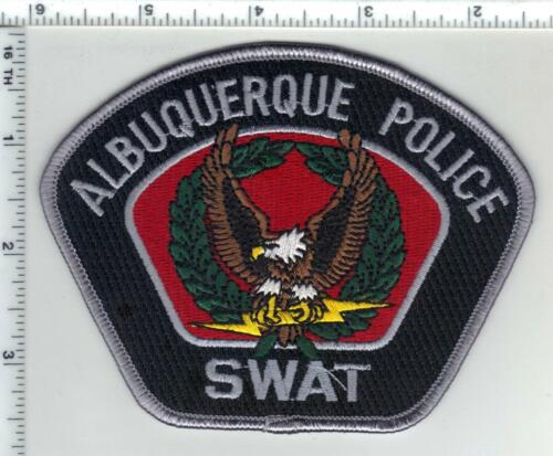 Albuquerque Police (New Mexico) 2nd Issue SWAT Shoulder Patch