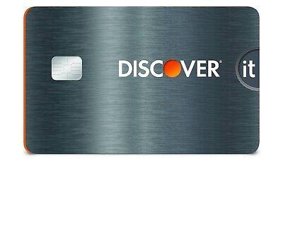 Discover It Credit Card Cashback Referral Bonus  Up To 22  Cashback