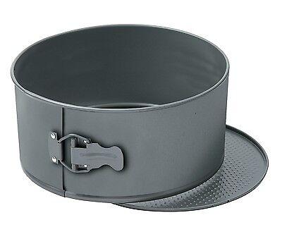 "Dexam Bakers Pride Deep Round Springform Cake Tin 18cm 7"" Baking Pan Non Stick"