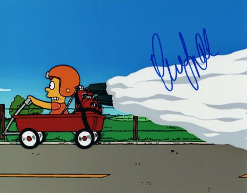 Dana Gould Signed Autographed 8x10 Photo THE SIMPSONS Voice Actor COA