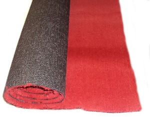 light red car carpet automotive carpet wide 5ft sold per running metre ebay. Black Bedroom Furniture Sets. Home Design Ideas