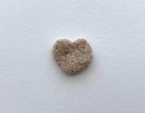 Natural ❤️ Heart Shaped Beach Rock Love Stone Lucky Wedding USA pebble art craft