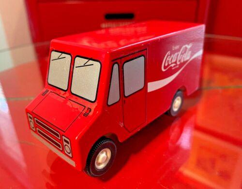 Coca Cola 1980s Ralstoy Die-Cast Metal Toy Truck Louisville Kentucky 1 Of 250
