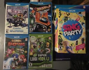 Nintendo Wii U Games For Sale *New & Used*