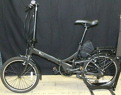 "BH Bikes Easy Motion EasyGo Volt 20"" Folding Electric Bicycle"