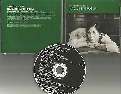 Natalie Imbruglia Wishing I Was There W  Rare Remixes Promo Dj Cd Single 1998